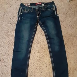 New union bay jeans
